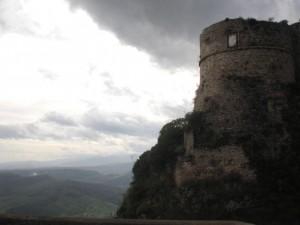 Noormannen kasteel Gerace
